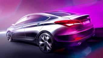 Корейский автопроизводитель Hyundai планирует представить модель i40 в кузове седан на международном автосалоне в Барселоне