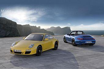 Новая топ-модель с полным приводом и мощностью 408 л.с.: 911 Carrera 4 GTS
