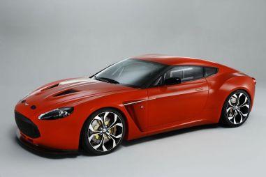 Aston Martin и ателье Zagato снова в деле: новый суперкар V12 Zagato