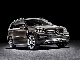 Mercedes-Benz GL Grand Edition станет новой топовой моделью в линейке внедорожников GL Class.