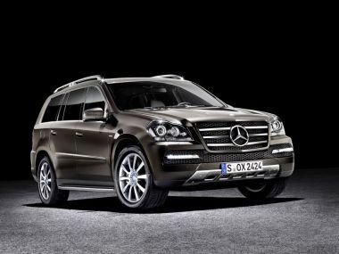 Mercedes-Benz выпустил новую модификацию внедорожника GL-Class — Grand Edition