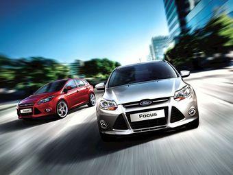 Ford начал принимать в России заказы на Фокус нового поколения. Первые машины поступят своим покупателям в августе текущего года.
