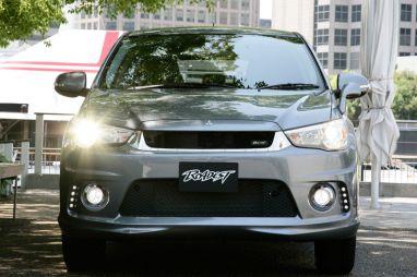 Японский Mitsubishi ASX представлен в тюнинг-модификации Roadest
