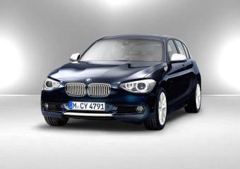 Новая «копейка» марки BMW в модификации Urban Line.