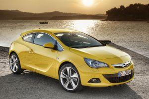 Opel сделал красивое хэтч-купе AstraGTC