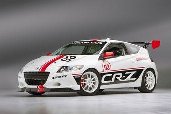 Honda Performance Development CR-Z