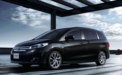 Nissan представил новое поколение минивэна Lafesta