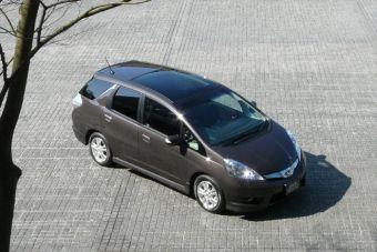 Компания Honda после продолжительной задержки начала в Японии продажи обещанного Honda Fit в кузове универсал.