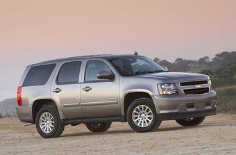 Chevrolet Tahoe возвращается на российский рынок этим летом.