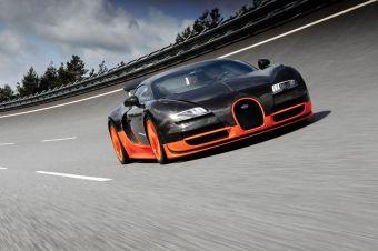 Bugatti продала все 300 экземпляров Veyron16.4, запланированных к производству.