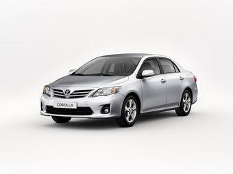 Toyota Corolla стала самым продаваемым автомобилем бренда Toyota на российском рынке в 1 полугодии 2011 года: 13413 автомобилей.