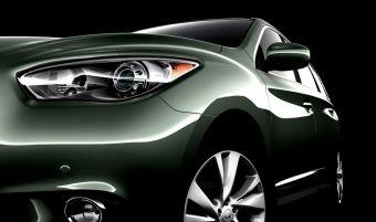 Концепт Infiniti JX покажут в августе. В ноябре представят серийную модель, а продажи стартуют весной.