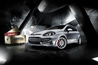 Abarth представил тюнинг-пакет для хэтча FiatPunto: 180л.с. с1,4литра