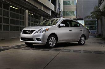 Седан Nissan Versa станет самой доступной машиной на рынке США. Начало продаж уже 17 июля.