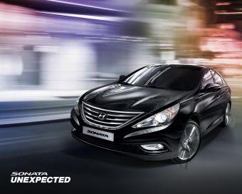 Седан Hyundai Sonata в рестайлинговой версии пока что доступен только для рынка Южной Кореи.