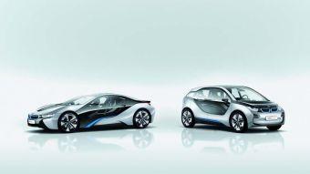 BMW официально представляет концепты i3 и i8.