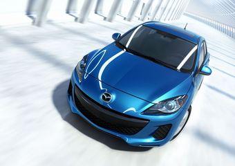 В Японии стартовало производство обновленной версии Mazda Axela.