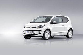 Volkswagen up! официально будет представлен на моторшоу во Франкфурте.