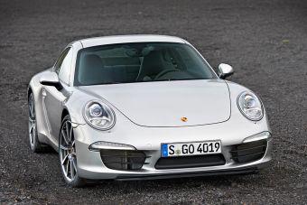Новое поколение Porsche 911 Carrera и Carrera S будет представлено в середине сентября на Международном Автошоу в Германии.