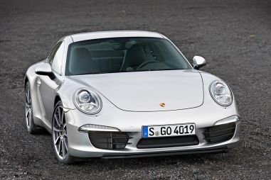 Porsche привезет новое поколение 911Carrera воФранкфурт