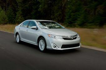 Toyota Camry нового поколения в модификации для рынка США официально представлена.