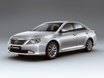 Европейский вариант седана Camry нового поколения. Машина поступит в продажу в октябре 2011 года.