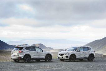 Кроссовер Mazda CX-5 готов к продажам.