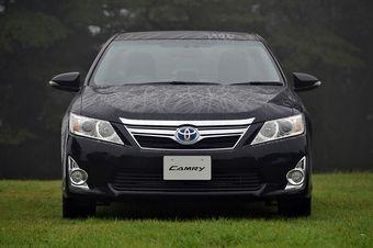 Toyota Camry Hybrid, модификация для рынка Японии.