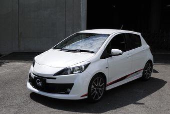 Toyota Vitz G