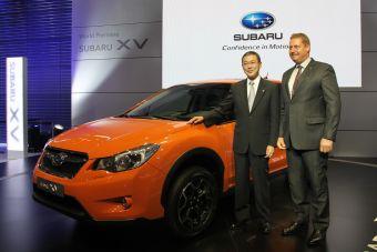 В новом поколении Subaru XV избавилась от имени Impreza и стала независимой моделью в европейской линейке бренда.