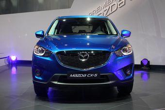 Mazda CX-5: стиль KODO, технологии SKYACTIV