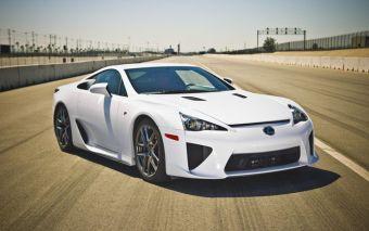Новая модификация Lexus LFA будет представлена в декабре этого года на Токийском моторшоу.