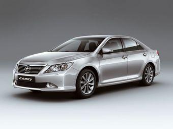 Самый доступный вариант Toyota Camry будет стоить 1 028 000 рублей.