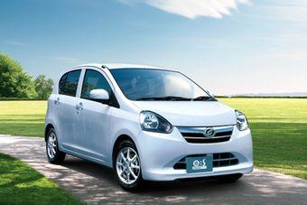 В Японии представили новый супер-экономичный автомобиль.