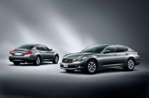 «Демон» возвращается: Mitsubishi будет продавать Nissan Fuga подбрендом Diamante