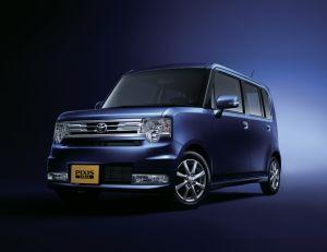 Toyota позаимствовала уDaihatsu первый миникар — PixisSpace