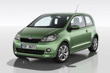 Skoda позаимствовала у Volkswagen новую модель Citigo