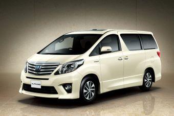 Этой осенью в Японии начнуться продажи рестайлинговых версий Toyota Alphard и Toyota Vellfire + появятся гибридные модификации минивэнов.
