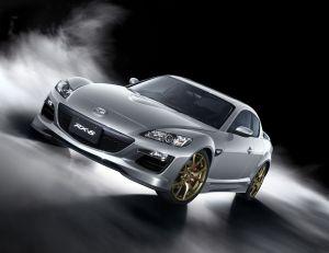 В конце ноября Mazda выпустит последнюю версию роторного купе Mazda RX-8