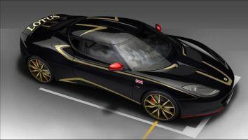 Lotus EvoraS GPEdition: спорт-кар в стиле болидов Формулы-1
