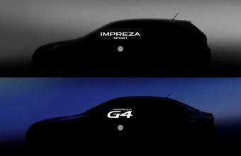 Subaru готовится представить в Японии новое поколение Impreza.