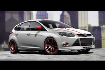 2012 Ford Focus by 3dCarbon
