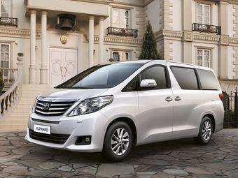 Как мы и сообщали в марте этого года, российская линейка бренда Toyota получила новую модель Alphard.