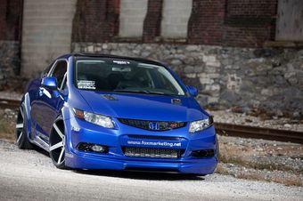 Fox Marketing Honda Civic
