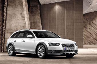 Обновленная версия полноприводного универсала Audi A4 allroad quattro.
