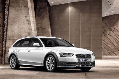 Audi обновила модельный ряд A4series
