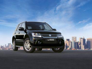 Suzuki представляет в России особую версию внедорожника Grand Vitara