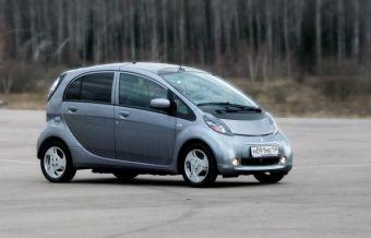 Россияне купили 14 электромобилей Mitsubishi i-MiEV