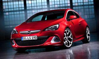 Новая Opel Astra OPC — самая мощная модификация модели
