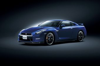 Nissan GT-R Pure edition (For TRACK PACK)